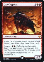 Ox of Agonas image