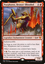 Purphoros, Bronze-Blooded image