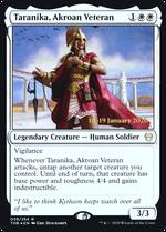 Taranika, Akroan Veteran image