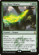 Foe-Razer Regent image