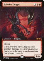 Balefire Dragon image