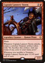 Captain Lannery Storm image