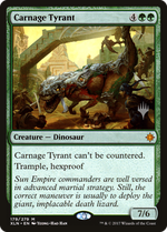 Carnage Tyrant image
