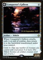 Conqueror's Galleon // Conqueror's Foothold image
