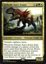 Gishath, Sun's Avatar image