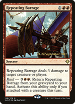 Repeating Barrage image
