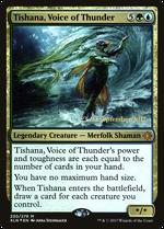 Tishana, Voice of Thunder image