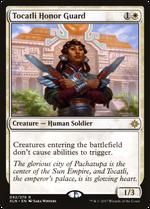 Tocatli Honor Guard image