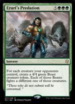 Ezuri's Predation image