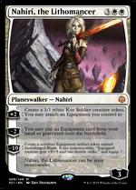 Nahiri, the Lithomancer image