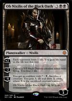 Ob Nixilis of the Black Oath image