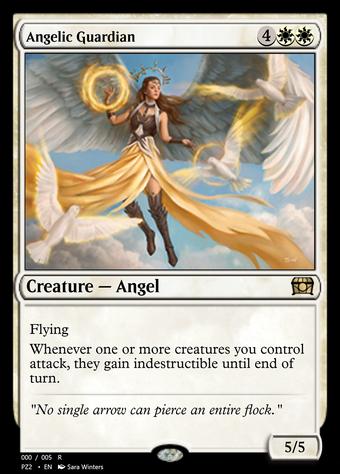 Angelic Guardian image
