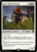 Balan, Wandering Knight image