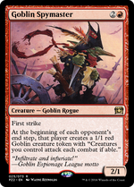 Goblin Spymaster image