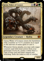 Gyrus, Waker of Corpses image