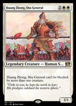 Huang Zhong, Shu General image
