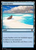 Lonely Sandbar image