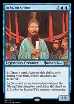 Lu Su, Wu Advisor image