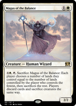 Magus of the Balance image