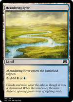 Meandering River image