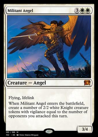Militant Angel image