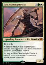 Mirri, Weatherlight Duelist image