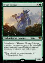 Nylea's Colossus image