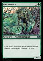 Plant Elemental image
