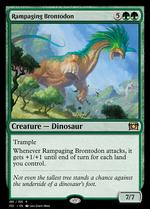 Rampaging Brontodon image