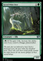 Sacred White Deer image