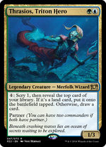 Thrasios, Triton Hero image
