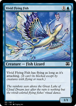 Vivid Flying Fish image