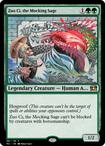 Zuo Ci, the Mocking Sage image