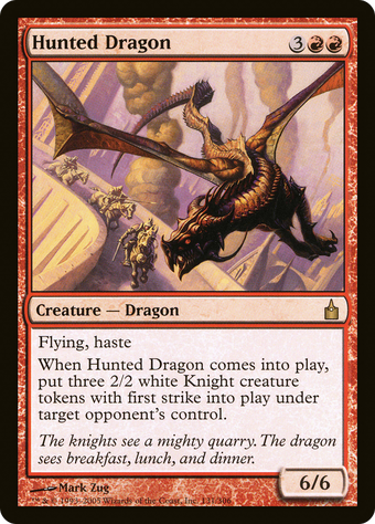 Hunted Dragon image