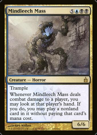 Mindleech Mass image