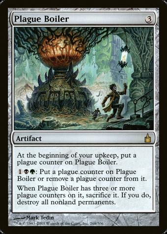Plague Boiler image