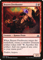 Brazen Freebooter image