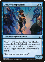 Deadeye Rig-Hauler image