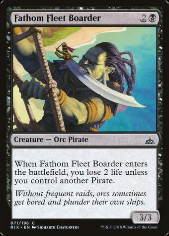 Fathom Fleet Boarder image