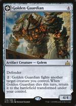 Golden Guardian // Gold-Forge Garrison image