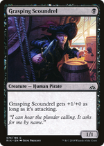 Grasping Scoundrel image