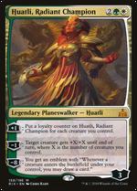 Huatli, Radiant Champion image