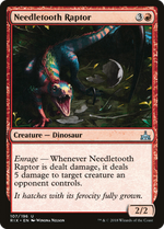 Needletooth Raptor image
