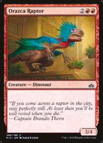 Orazca Raptor image