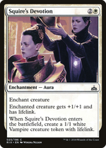Squire's Devotion image