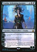 Vraska, Scheming Gorgon image