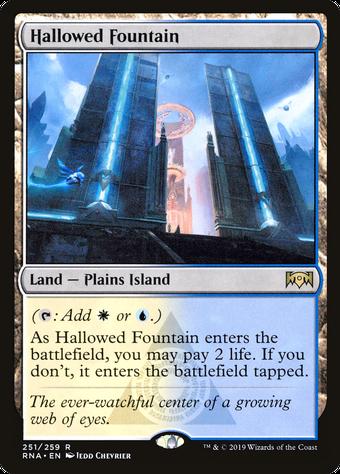 Hallowed Fountain image