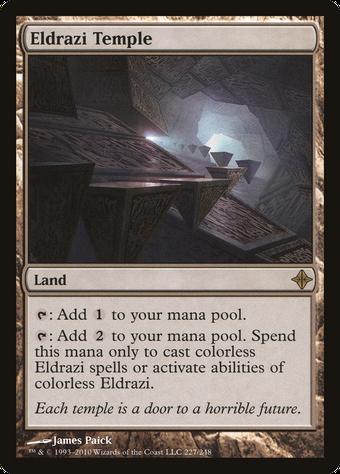 Eldrazi Temple image