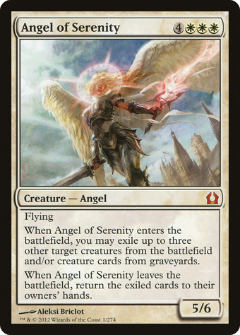 Angel of Serenity image