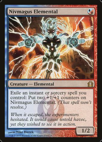 Nivmagus Elemental image